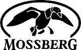 Mossberg Logo, with a duck, Vinyl cut decal