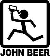 John Beer, Vinyl cut decal