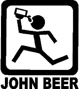 John Beer, Vinyl decal sticker