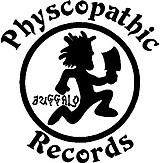 Physcopathic records, Hatchet man, Vinyl decal sticker