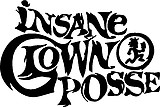 Insane clown posse, Hatchet man, Vinyl decal sticker