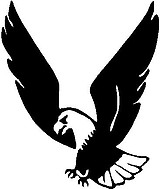 eagle, Vinyl decal sticker