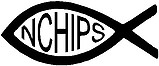 Fish N Chips, Vinyl cut decal
