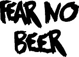 Fear No Beer, Vinyl cut decal