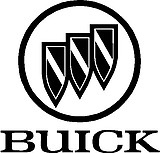 Buick Logo, Vinyl cut decal