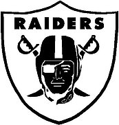Pee On Raiders Sticker & Decal - Car Stickers Decals