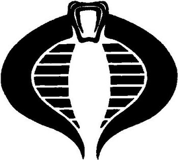 Cobra, Ford vinyl cut decal
