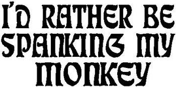 Spank d monkey com
