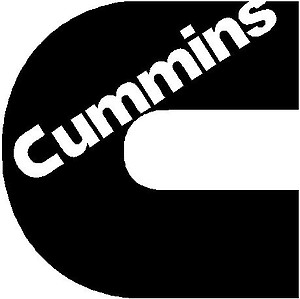 Cummins, Vinyl decal sticker