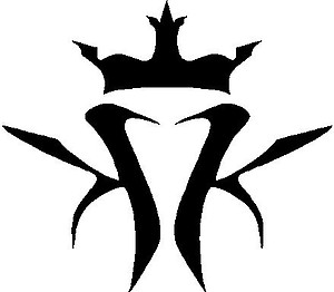 Kotton Kings, Vinyl cut decal