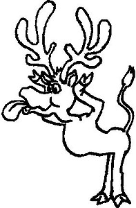 A Silly Moose