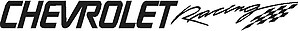 Chevrolet Racing, Windshield Banner