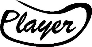 Player, Vinyl decal sticker