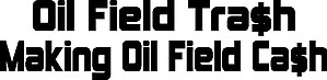 Rough neck, Oil field trash making oil field cash, Vinyl decal sticker