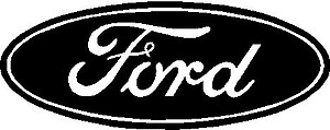 Ford logo, Vinyl decal sticker