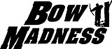 Bow Madness, Bow Hunting, Vinyl decal sticker