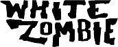 White Zombie, Vinyl decal sticker