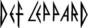 Def Leppard, Vinyl decal sticker