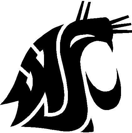 Washington State, Vinyl decal sticker