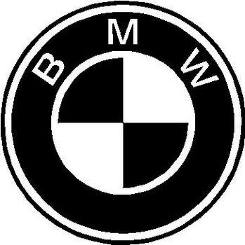 Mercedes Benz Png Logo >> BMW Logo, Vinyl cut decal