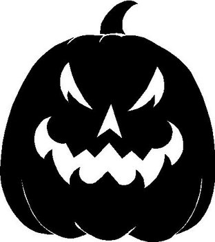 Pumkin, Vinyl cut decal